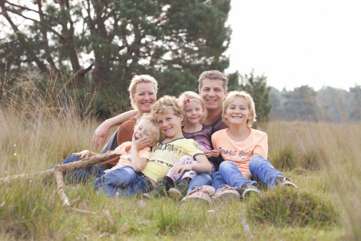 Familie foto reportage gemaakt door Stijl* Fotografie