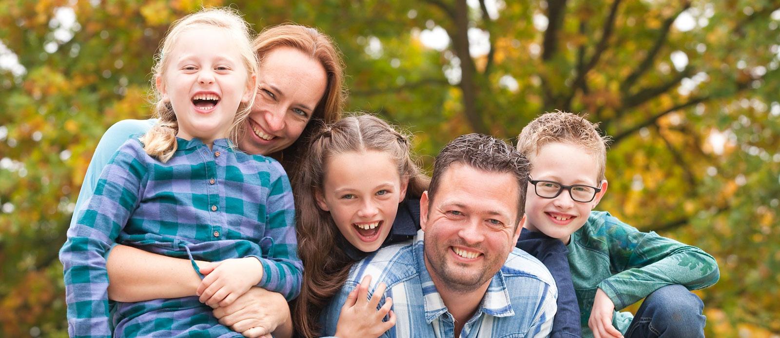 Familiereportage Houten