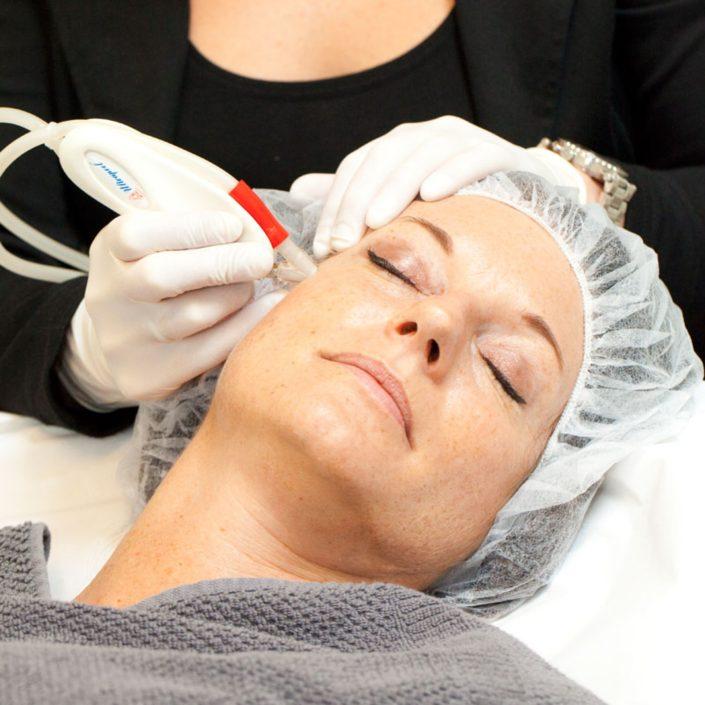 Website foto's voor Oedeemtherapeut