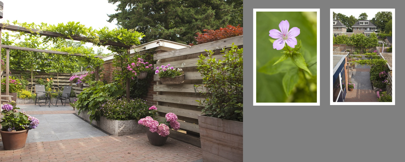 Tuinprojecten Hoefakker