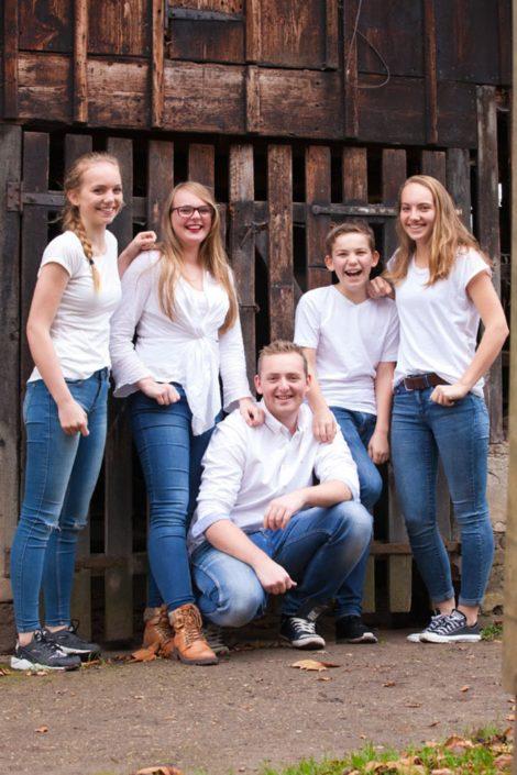 Familiereportage Kromme Rijn Cothen