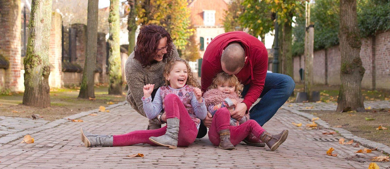 Familie reportage door Anneke Troost