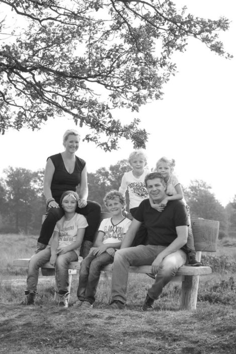 Familiereportage Het Leersumse Veld