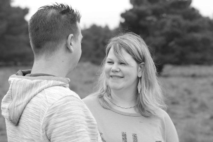 Familie foto reportage Leersumse Veld