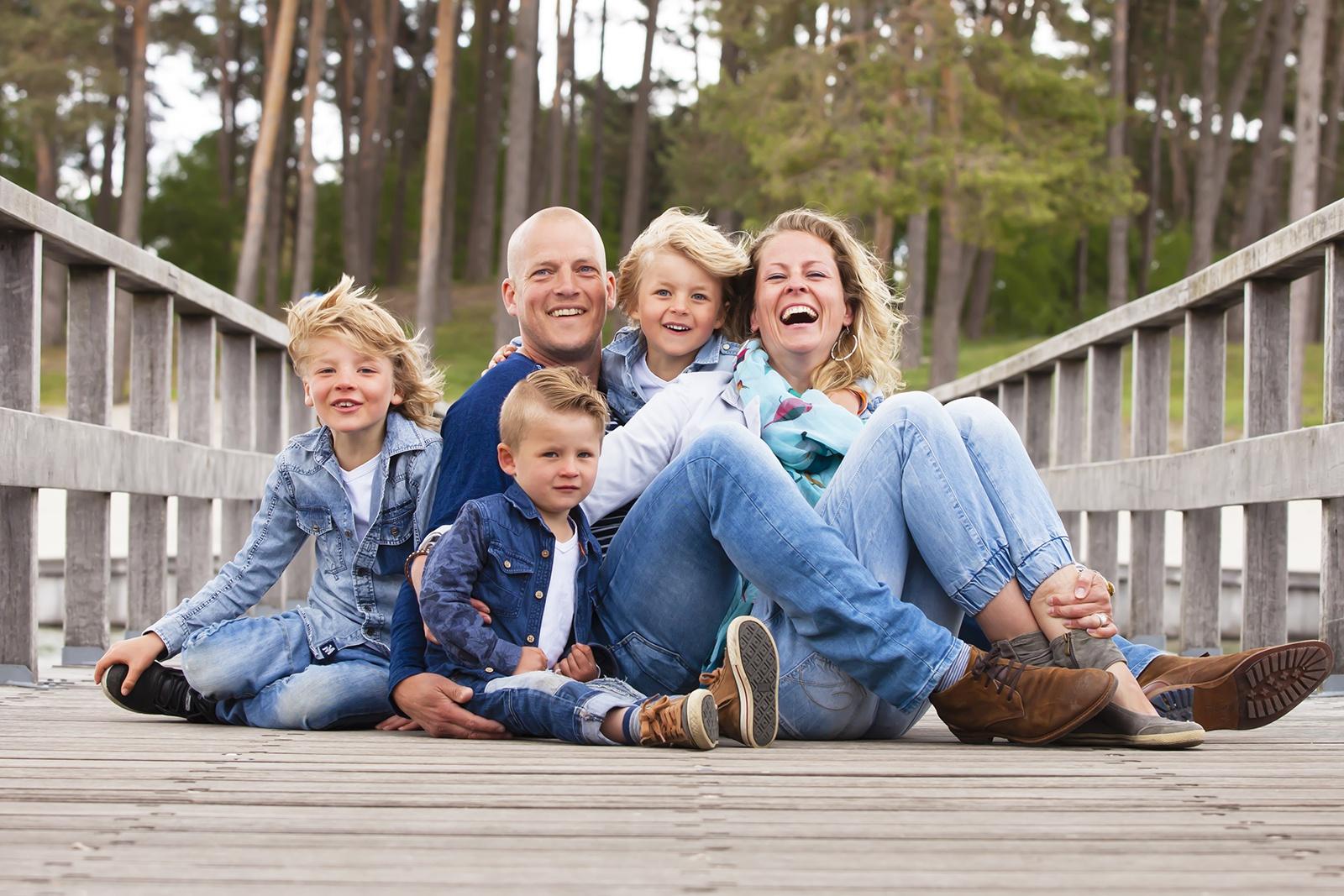 Familyshoot Henschotermeer
