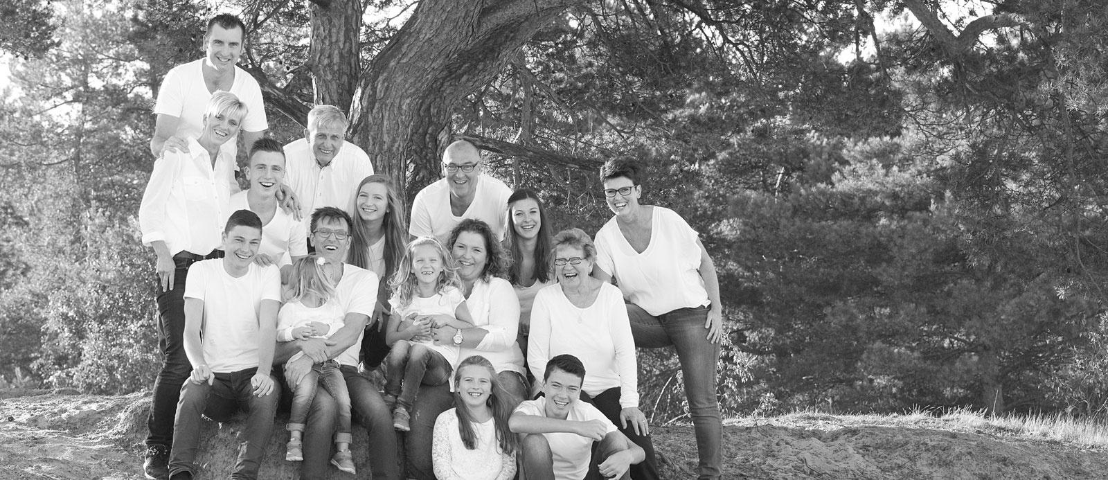 Familiereportage Soesterduinen