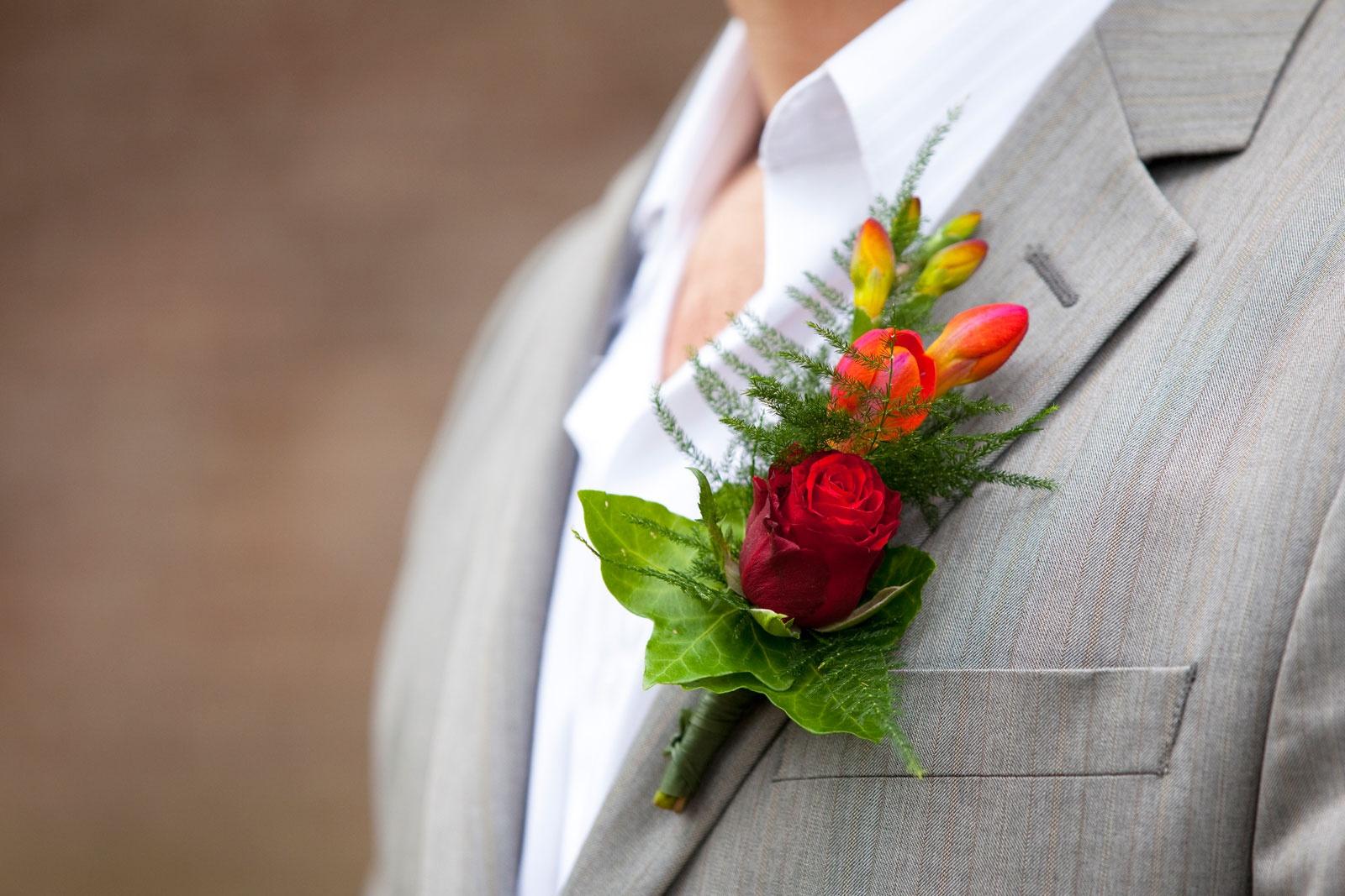 Bruidsreportage Kasteel Duurstede