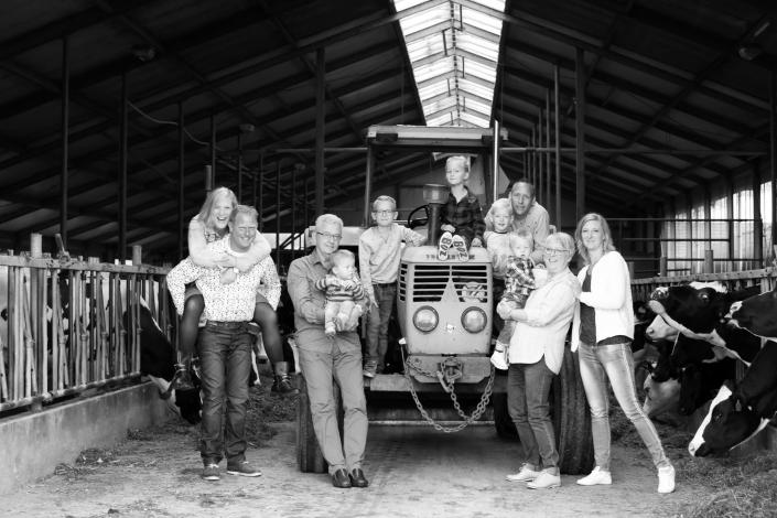 Beloved familieshoot op de boerderij