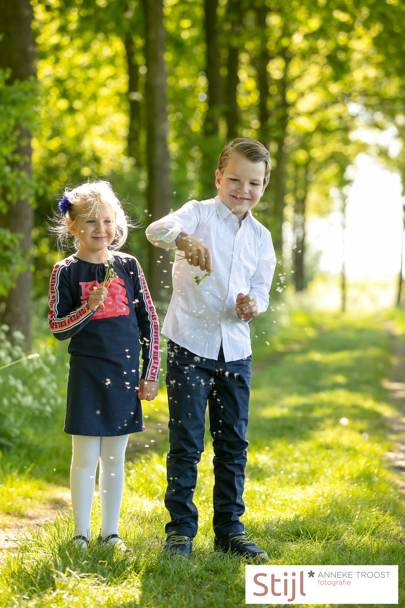 Beloved fotoshoot kinderen Cothen