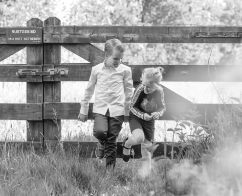 Beloved fotoshoot kinderen Cothen