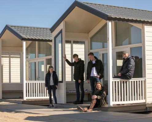 Beloved familie fotoshoot Noordwijk aan Zee